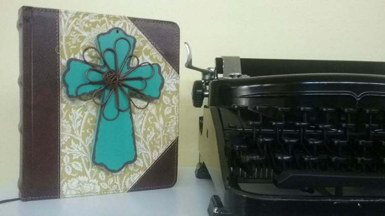 Journaling Bible Front