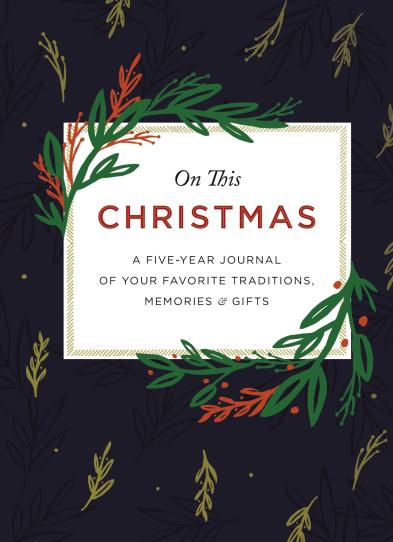 journal Christmas