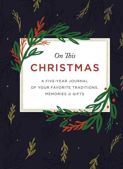 journal Christmas