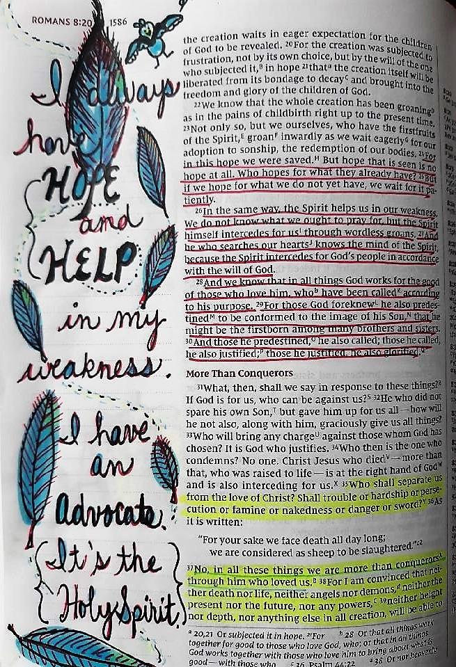 Holy Spirit Helper